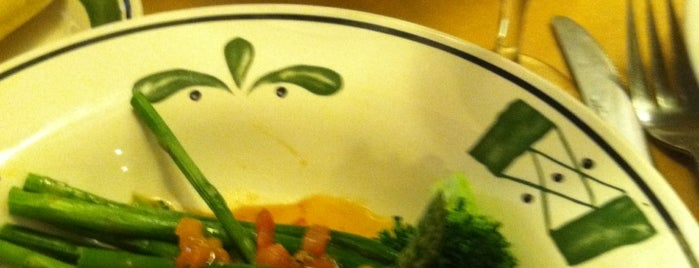 Olive Garden is one of Food of the world.