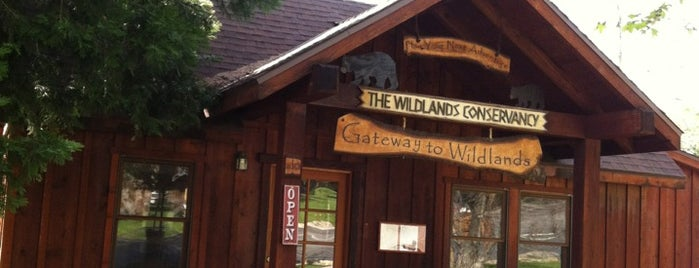 The Wildlands Conservancy is one of California.
