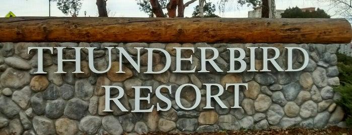 Thunderbird Resort Club is one of Lugares favoritos de Claudio.