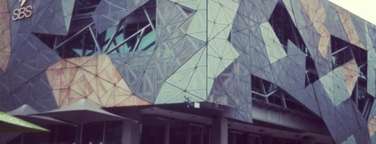 Australian Centre for the Moving Image (ACMI) is one of Melbourne.
