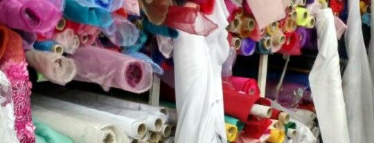 Nova Textil Tecidos is one of tecidos sp.
