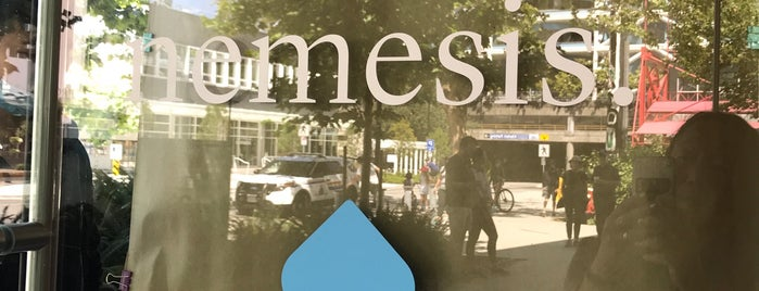 Nemesis Coffee is one of Vancouver.