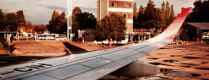 Aeropuerto Internacional de San Juan - Domingo Faustino Sarmiento (UAQ) is one of Orte, die Cristian gefallen.