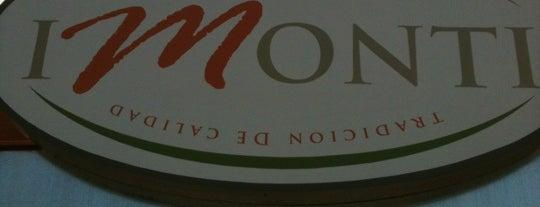 I-Monti empanadas is one of Providencia.