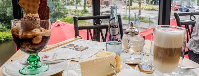 Cafe Klinge is one of Coffee - Café - Kaffee.