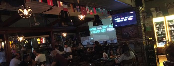 Newport Irish Pub is one of สถานที่ที่ Hatice ถูกใจ.