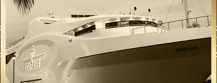 SeaFair Mega Yacht is one of New Year's Eve Party Events 2021.