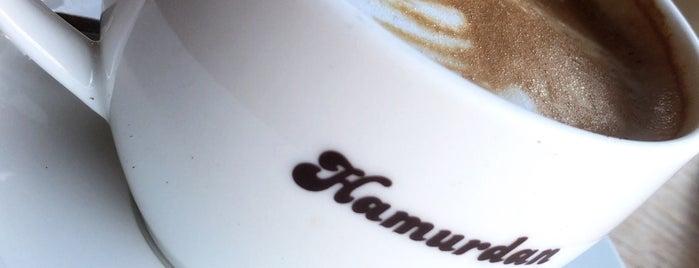 Hamurdan Fırın & Cafe is one of ☺️.