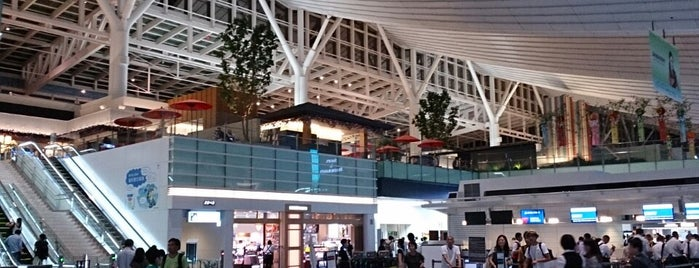 Terminal 3 is one of Locais salvos de HIDEKIN♪.