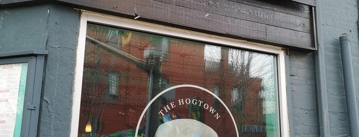 The Hogtown Vegan is one of My fav.