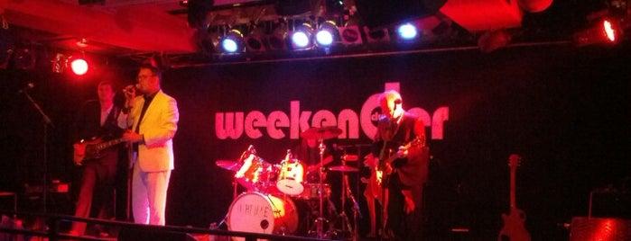Weekender Club is one of Austria Clubkultur.
