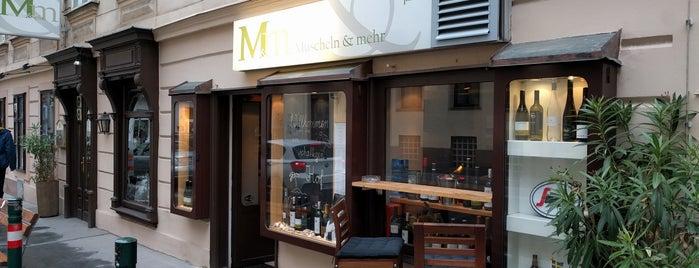 Muscheln & Mehr is one of Interesting.Wien.