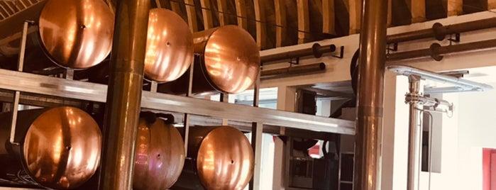 La Brasserie is one of Lugares favoritos de Nathalie.