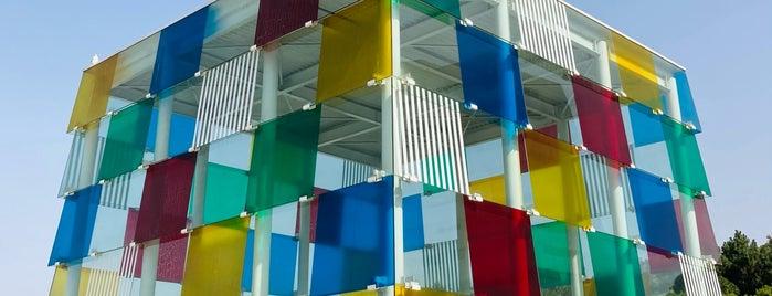 Centre Pompidou Málaga is one of Malaga Ronda Granada List.