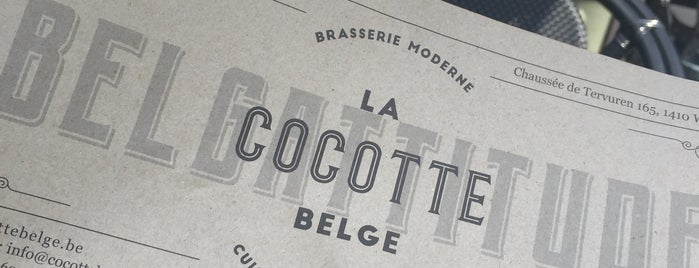 La Cocotte Belge is one of Jean-Françoisさんのお気に入りスポット.