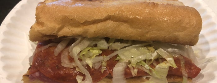 The Colossal Sandwich Shop is one of Mid-Cities Restaurants.