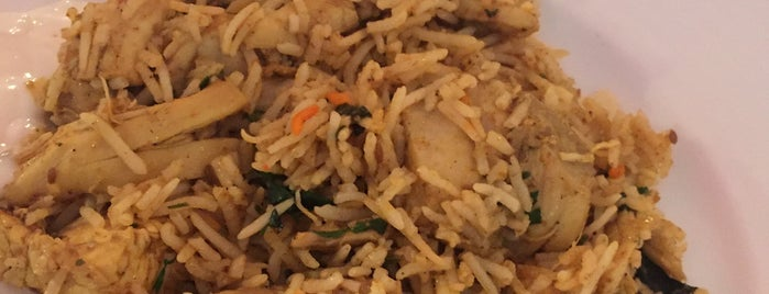 Rani Mahal is one of Indian food in Paris.
