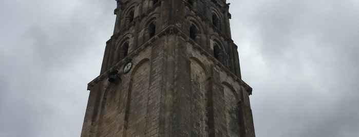 Abbaye de Saint-Savin-sur-Gartempe is one of Europe to-do.
