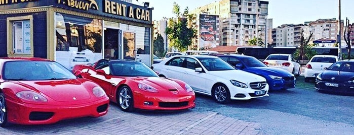 BULUT RENT A CAR is one of Locais curtidos por Didar.