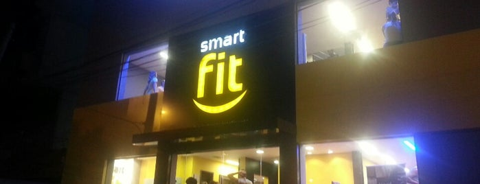 Smart Fit is one of Locais salvos de Cristiene.
