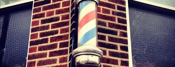 Alton Barber Shop is one of สถานที่ที่ Oliver ถูกใจ.