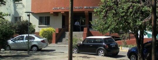 Residencia Pediátrica Hospital Luis Calvo Mackenna is one of Providencia.