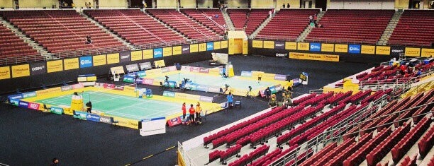 Axiata Arena is one of Sporting Venues....