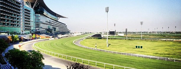 Meydan Racecourse is one of Jeffrey: сохраненные места.