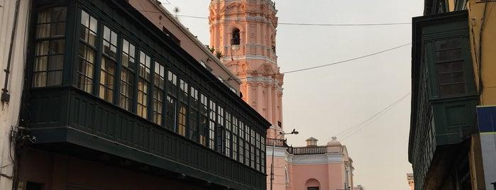 Parque Hipólito Unanue is one of Peru.