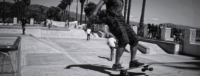 Skater's Point is one of West Coast 2015.