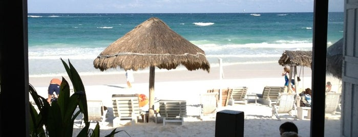 Posada Margherita is one of Tulum To-Do List.