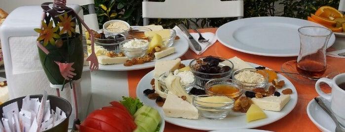 Süt Yumurta Reçel | Bahçe is one of Tempat yang Disukai Elif.