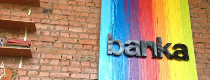 Banka Spaces Ideas is one of Москоу.