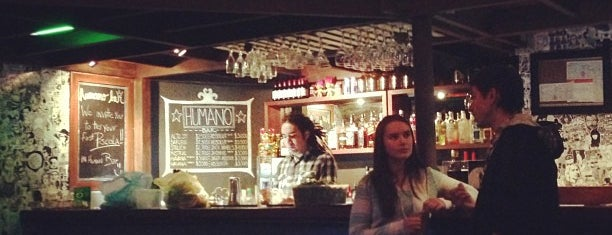 Humano Bar is one of Pub, Bar y Carrete.
