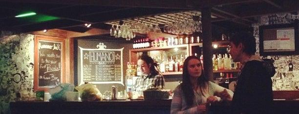 Humano Bar is one of Felipeさんのお気に入りスポット.