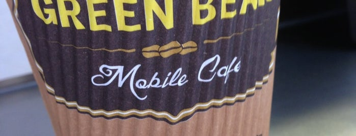 Green Bean Mobile Cafe is one of Food.