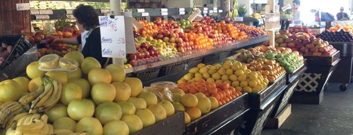The Original Farmers Market is one of 2017 City Guide: Los Angeles.