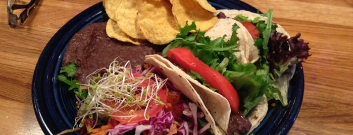 Vegeria Vegan Tex-Mex is one of Miles List.
