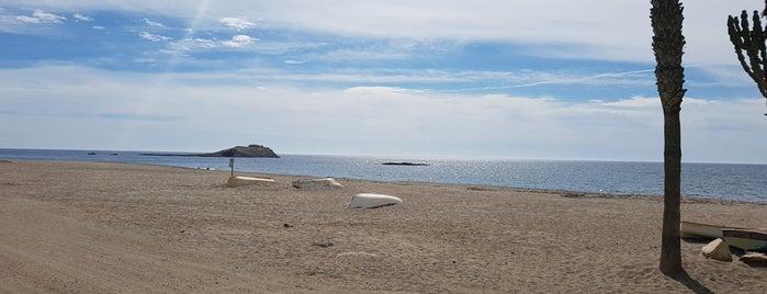 Playa De Carboneras is one of Locais salvos de Tina.