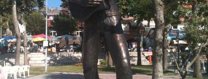 Amasra Çarşı is one of Lugares guardados de Sibel.