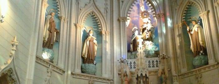 Igreja Santa Terezinha is one of Locais salvos de Fabio.
