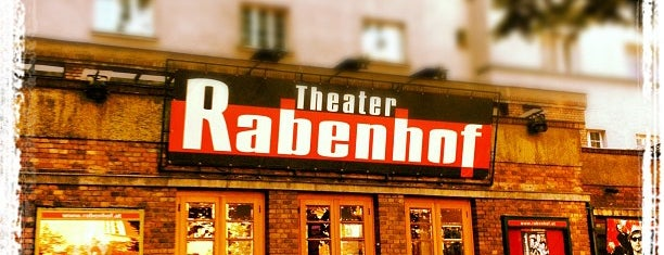 Rabenhof Theater is one of Tempat yang Disukai Markus.