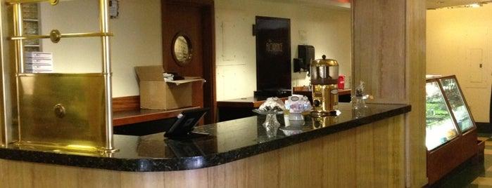 Posh Chocolat is one of CIA Alumni Restaurant Tour.