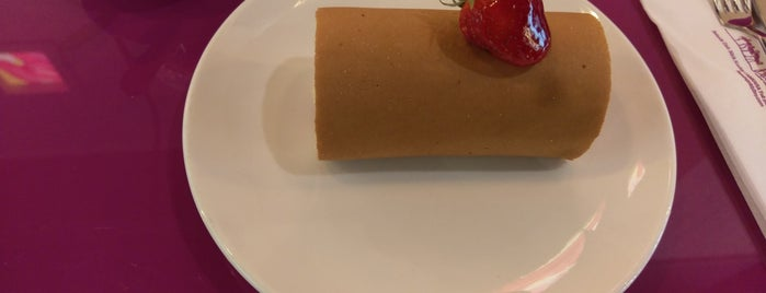 Flamingo Cafe Patisserie is one of สถานที่ที่ Can ถูกใจ.