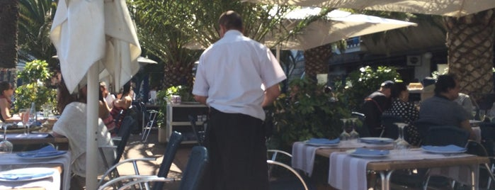 Barnabier is one of Top 6 Terrace Restaurants in Barcelona.