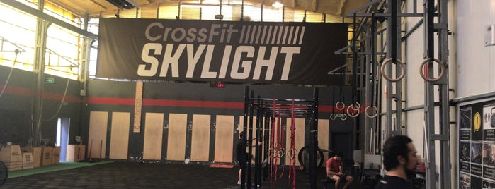Crossfit Skylight is one of Istanbul.