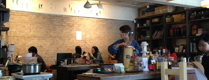 cafe Suッkara (수카라) is one of Seoul.