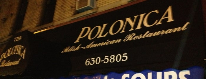 Polonica Restaurant is one of restaraunts.
