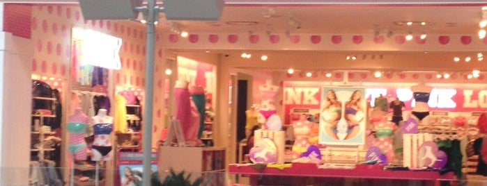 Victoria's Secret PINK is one of Frank's Liked Places.