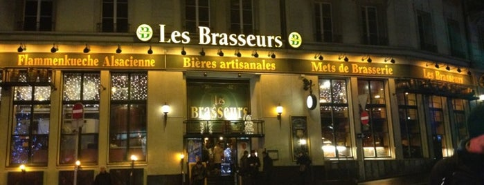 Les Brasseurs is one of Лучшие.